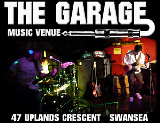 The Garage Live Music Venue, Swansea