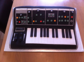 The Infamous JC Moog cake!