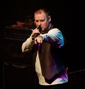 John Wilkinson - Mama Genesis Tribute Band