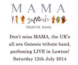 Mama, live in Lowton!
