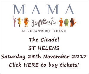 mama at The Citadel St Helens