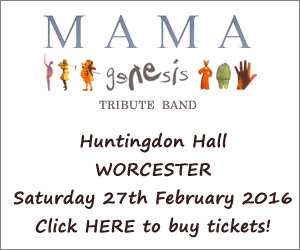 Mama at Huntingdon Hall