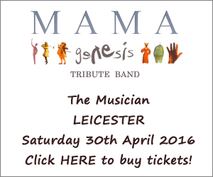 Mama at The Musician, Leicester