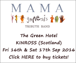 Mama at The Green Hotel Kinross