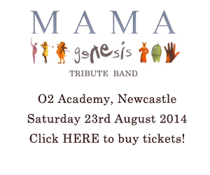 Mama at O2 Academy Newcastle