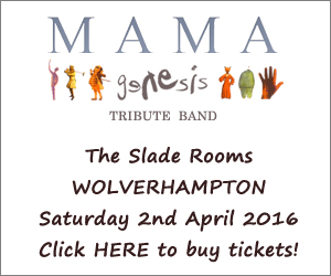 Mama at The Slade Rooms