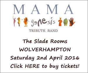 Mama at The Slade Rooms