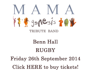 Buy tickets for Mama at Benn Hall, Rugby