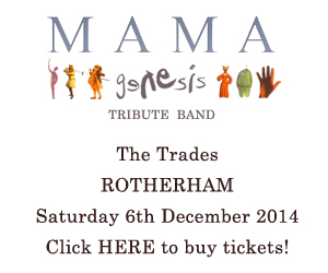 Buy tickets to see Mama at The Trades, Rotherham. Saturday 6th December 2014!