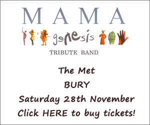 Mama at The Met, Bury
