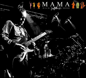 Marko - Guitars, Mama Genesis Tribute
