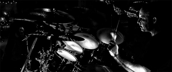 James on the drums, MkCo Photo Design art
