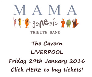 Mama at The Cavern, Liverpool