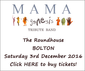 Mama at The Roundhouse in Bolton Saturday 3rd December 2016