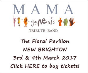 Mama Genesis at The Floral Pavilion New Brighton