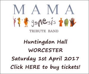 Mama at Huntingdon Hall Worcester