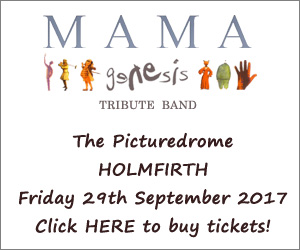 Mama at Holmfirth Picturedrome