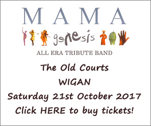 Mama at The Old Courts Wigan