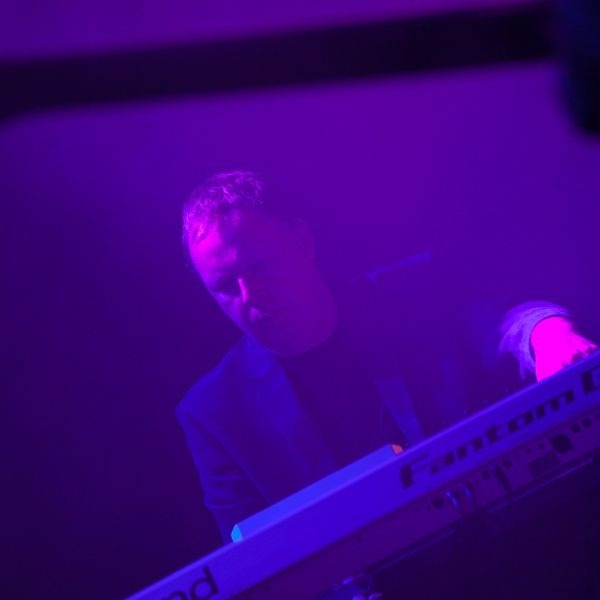 John C (keyboards) Mama Genesis Tribute Band