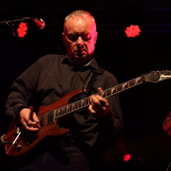 Marko (guitars) Mama Genesis Tribute Band