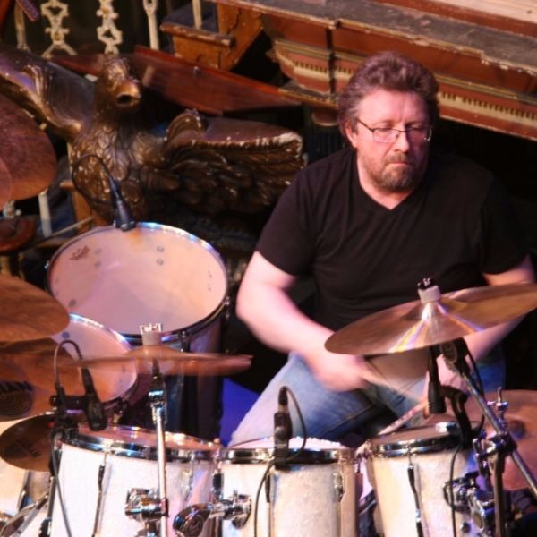 Tim (drums) Mama Genesis Tribute Band