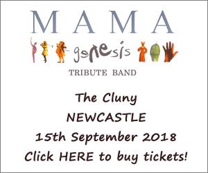 Mama at The Cluny, Saturday 15th September 2018