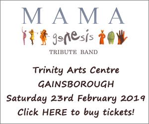 Mama at Trinity Arts Centre Gainsborough